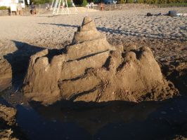 SAnD CaStlE of WIN by GodessFae