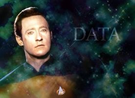 Data - Wallpaper by FangsAndNeedles