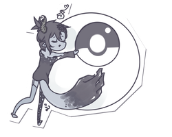 HM: Duni Doodle-Stickerish Thing by Kuumone