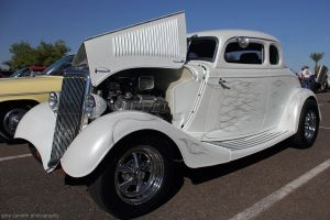 1934 Ford Coupe by worldtravel04