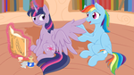 Feather Care by Geomancing
