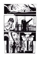 The Amazing Spider-Man Sacrifice Page 3 by samrogers