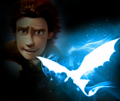 Hiccup's Patronus by TreepeltA113