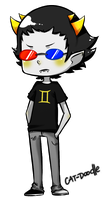 sollux captor by cat-doodle