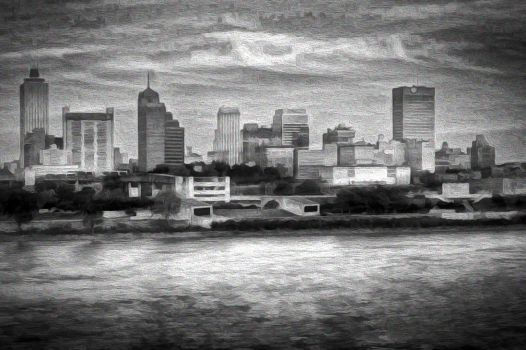 Memphis Tennessee by Old-Catdude