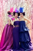 Couture Queens 6 by DmajicPhotography