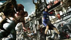 DLC for Resident Evil 6 (2) by Indiana69