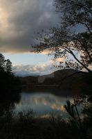 Mountain Lake in NC by PatrickMalone