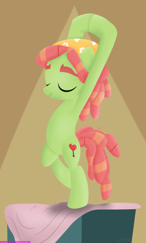 Tree Hugger by MikorutheHedgehog
