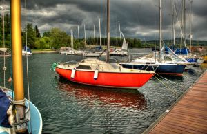 Before the Storm III HDR version by adischordantrhyme