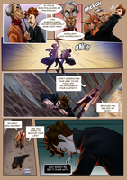 Monsieur Charlatan Page 64 by DrSlug