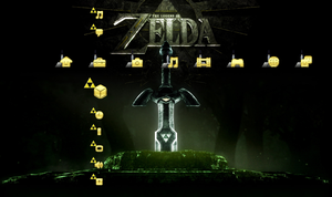 Legend of Zelda PS3 Theme by yatagarasu13