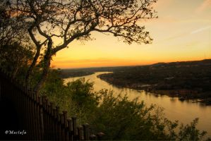 Mount Bonnell Sunset by mystic552