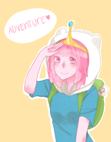 Bonnibel the adventurer by lemon-man