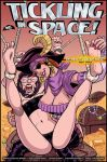 Tickling in Space 10 Cover Art by MTJpub