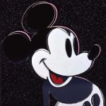 Andy Warhol - Mickey by QCC-Art