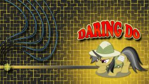 Daring do by ALoopyDuck
