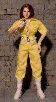 Custom April O'Neil 1 by billvolc