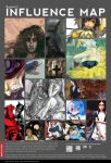 Influence Map by ryumo