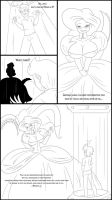 Lizard love Bridezilla TF/TG Page 2 by TFSubmissions