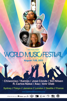 World Music Festival - Image by handslikeice