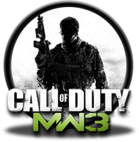 Modern Warfare 3 button by GAMEKRIBzombie