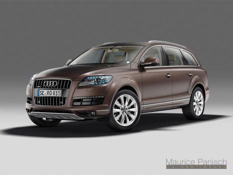 Audi Q7 2010 Studio V II by MUCK-ONE