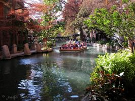 Colorful Boat Ride by jayshree