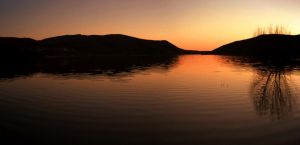 Lake Pano by CopoDeNieve