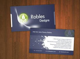 Business Card by dennisRVR