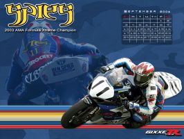 Gixxer.com calendar 9 of 12 by TreborDesigns