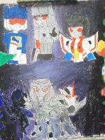 Transformers Tile by Iluvtoonlink