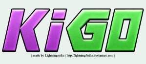 KP: Kigo Logo simple by Lightning5trike