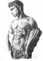 Man body by foxinsoxx