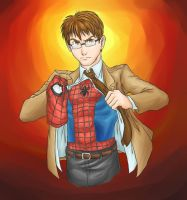 Peter Spider Sense by nursury0