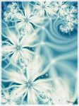 Four Spirals - Winter by Mookiezoolook