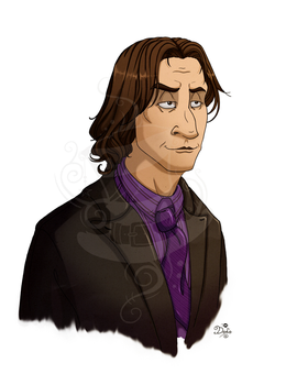 Mr Gold. Once Upon A Time by black-angel1992
