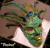 Peakat Mask by RobinRed
