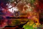 The Spirit of the Forest_Flare by Lovers-ofthe-Goddess