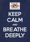 Keep Calm - Beddy-Bye Style 2 by morpheus-cf