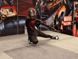 Ultimate Spider-Man by nx20