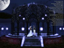 Evening Of Enchantment-Collab by FireOpal14