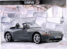 water color by turbocharger