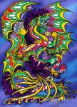 Jazzdragon 20 color trial by rachaelm5