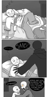 [UNDERTALE SPOILERS?] Just an average night terror by zarla