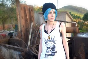 Chloe Price photoshoot 6 by FranAlbini