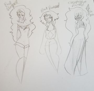 Diamond traditional adopts 3 closed by ecatg
