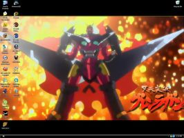 Gurren-Lagann by VirgoT