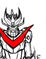 Mazinger DSC by FireDestined4