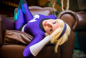 Sally Impossible - The Venture Bros. by jillian-lynn